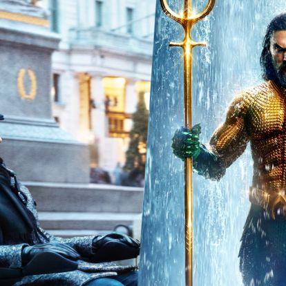 Az Életrevalók remake-je legyűrte Aquamant - Mafab.hu