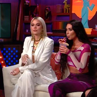 Kim Kardashian szívesebben lenne összezárva egy liftben Taylor Swifttel, mint Drake-kel
