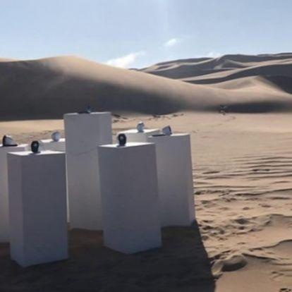 A Toto slágere mindörökkön örökké szólni fog a Namib-sivatagban