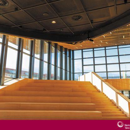 A Nemzeti Táncszínház új épülete ad otthont a Millenárison az idei Budapest Táncfesztiválnak