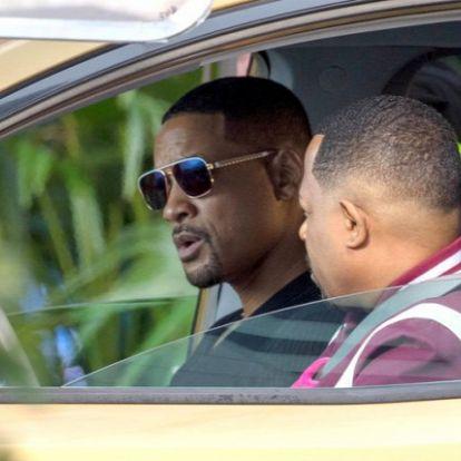 Így néz ki Will Smith és Martin Lawrence a Bad Boys 3 forgatásán - fotó