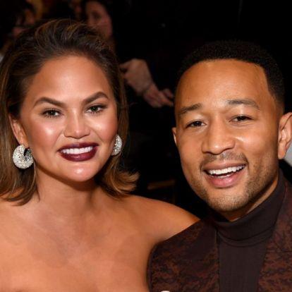 John Legend és Chrissy Teigen Kim Kardashianék esküvőjén veszett össze