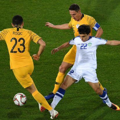 Ázsia-kupa: megszenvedett, de negyeddöntős a címvédő és a házigazda is – videóval