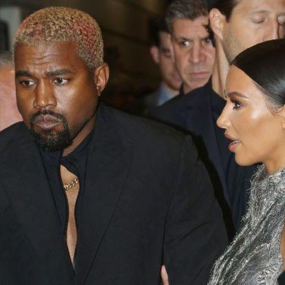 Kim Kardashian gyerekének első születésnapjára felépítették a luxi csodaországot