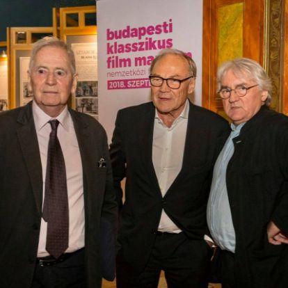 Andy Vajna a magyar film aranykorát hozta el - rendezők és színészek emléke