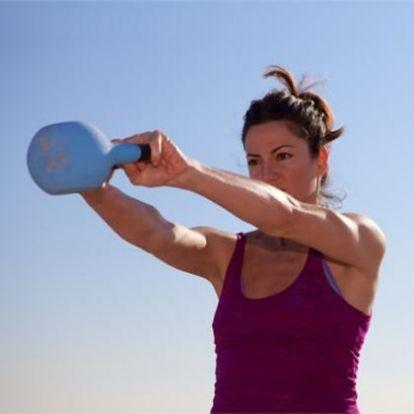 Kettlebell edzésterv - zsírégetésben verhetetlen!