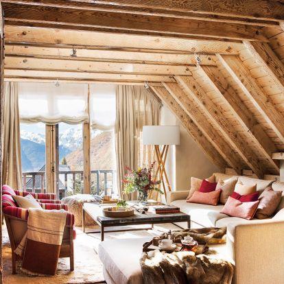 Álom-faháza Pireneusokban