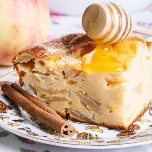 Pofonegyszerű túrós-almás sütemény: óvatosan, függőséget okoz