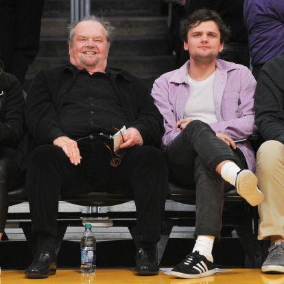Jack Nicholson jóképű 26 éves fia egyre jobban hasonlít az apjára