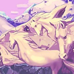Mennyi lovat látsz a képen? Izgalmas részletet árul el a személyiségedről