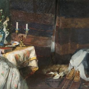 XIII. Lajos állítólag évekig nem feküdt le a feleségével, annyira traumatizálta a nászéjszaka