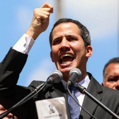 Venezuela ideiglenes elnökévé nyilvánította magát az ellenzéki házelnök