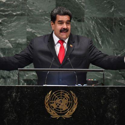 Maduro megszakítja a diplomáciai kapcsolatokat az Egyesült Államokkal