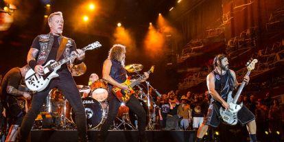 Több mint 600 Metallica koncertet nézhetünk meg! | Rockbook.hu