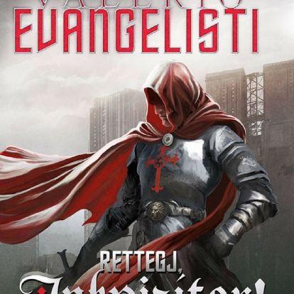 Könyvkritika – Valerio Evangelisti: Rettegj, inkvizítor! (2018)