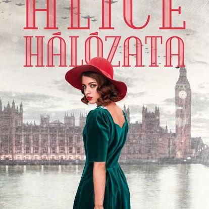 Könyvkritika - Kate Quinn: Alice hálózata (2018)