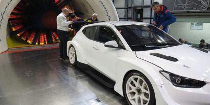 Szélcsatornában tesztelik Micheliszék sorozatának autóit