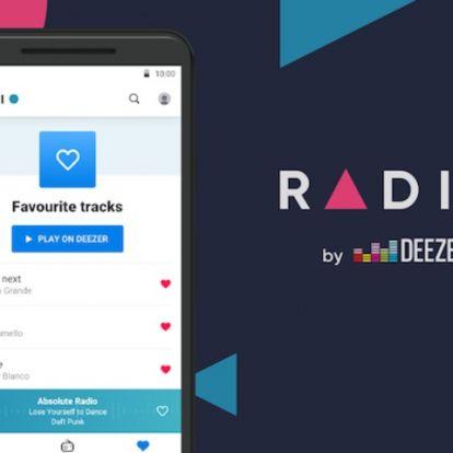 30000 rádióllomással indít rádiószolgáltatást a Deezer