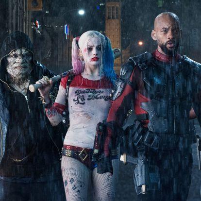 Most már hivatalos: James Gunn rendezi és írja a Suicide Squad 2-t