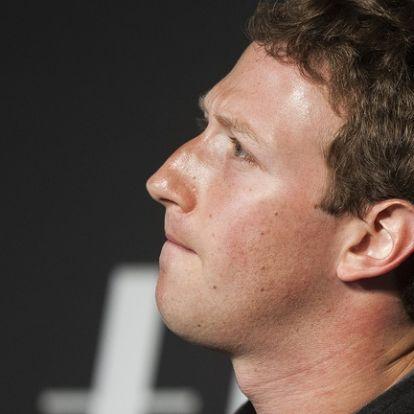 A világ 5. leggazdagabb embere lett Zuckerberg
