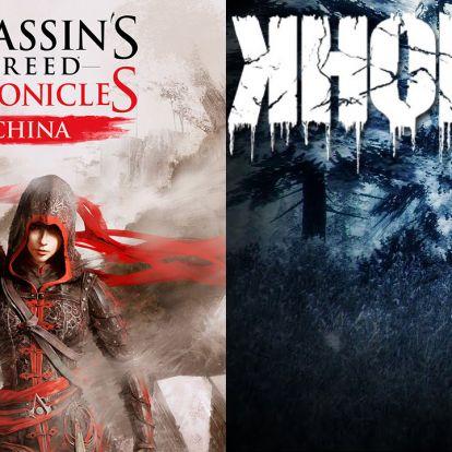 Ingyen Assassin's Creed Chronicles: China és Kholat