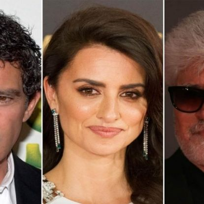 Újra együtt dolgozik Pedro Almodóvar, Penelope Cruz és Antonio Banderas