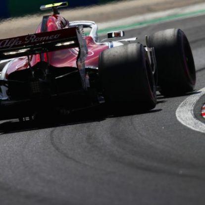 Most lett igazi Ferrari B-csapat az Alfa-Sauber