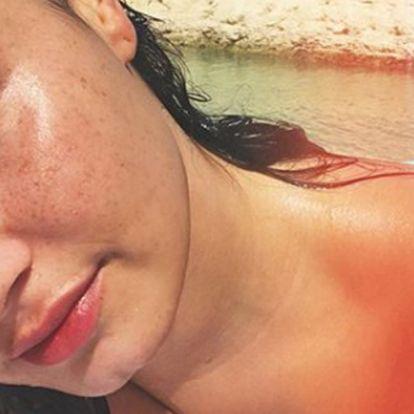 Demi Lovato megcsináltatta a világ legcukibb tetkóját