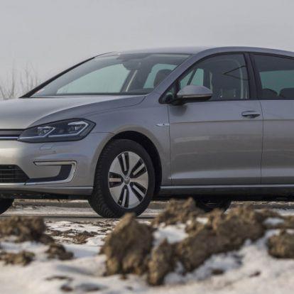 Elfeledve? – Volkswagen e-Golf (2019) teszt