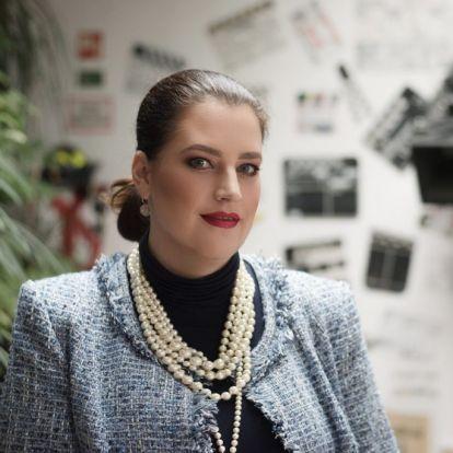 A munkám a szenvedélyem: Romwalter Judit, producer | Marie Claire
