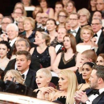 Csekkold minden idők 10 legkínosabb Oscar-pillanatát!