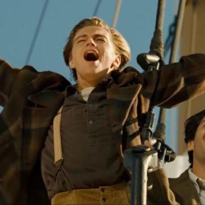 """DiCaprio nem akarta azt üvölteni, hogy """"én vagyok a világ ura!"""""""