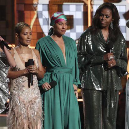 Fantasztikus meglepetésvendég vitte el a show-t a Grammy-gálán