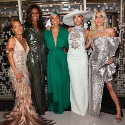 Michelle Obamával feminista bulit csináltak a Grammy-ből