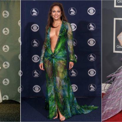 A Grammy eddigi legvadabb szettjei