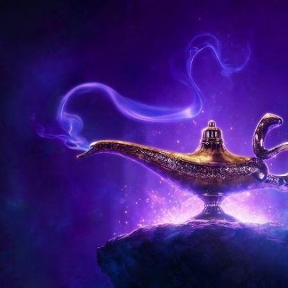 Ijesztő Dzsinivel sokkol az élőszereplős Aladdin új előzetese