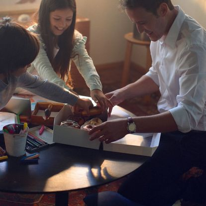 8 tipp, hogy jobb legyen a családdal töltött idő