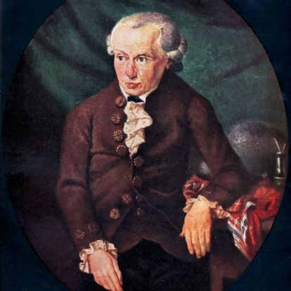 Filozófiai művei mellett a kozmológiában is maradandót alkotott Immanuel Kant