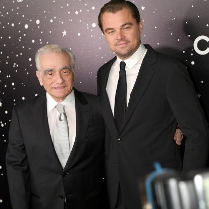 DiCaprio és Scorsese közös sorozattal rukkol elő