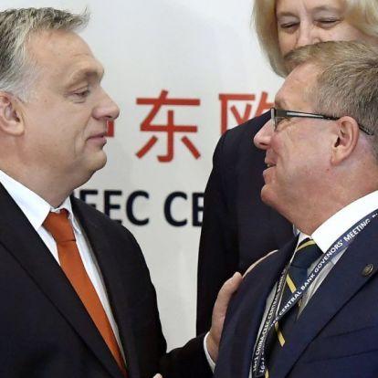 Ismét Matolcsy Györgyöt javasolja jegybankelnöknek Orbán Viktor