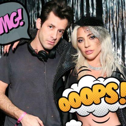Lady Gaga fehérneműre vetkőzött a Grammy afterpartyn