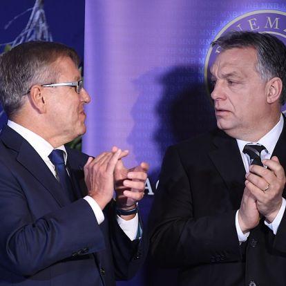 Megvan az MNB új elnöke! Orbán Viktor javaslatot tett