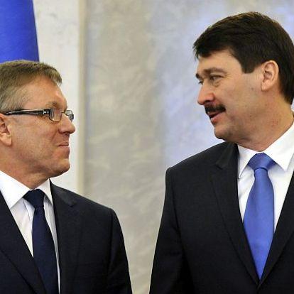 Orbán Matolcsyt ajánlja Áder figyelmébe