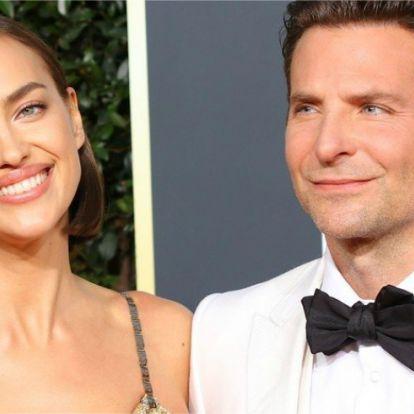 Bradley Cooper olyat tett feleségével, amit nem szokott