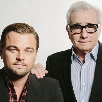 DiCaprio és Scorsese közös tévésorozaton dolgozik