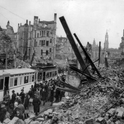 Az angliai bombázásokért való bosszú lehetett Drezda megsemmisítése