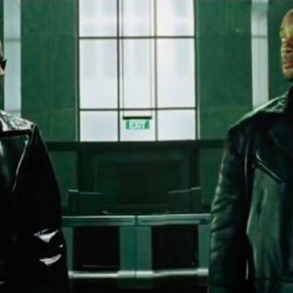 """Azért a """"Will Smith lehetett volna Neo a Mátrixban"""" elég meredek ötletnek tűnik"""