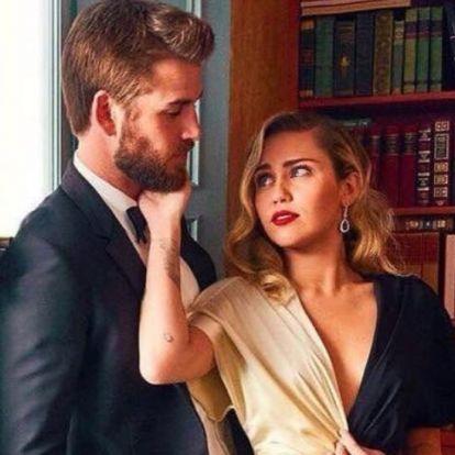 Egy hajszálon múlt, hogy Liam Hemsworth és Miley Cyrus összeismerkedett
