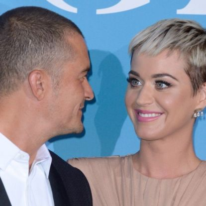 Katy Perry és Orlando Bloom végre eljegyezték egymást | Marie Claire