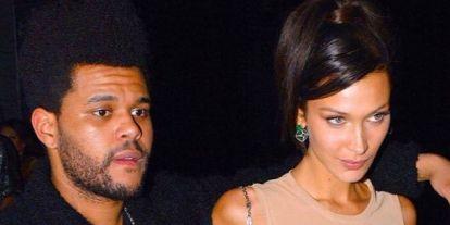A múlt hétvége legdögösebb párja: Bella Hadid és The Weeknd